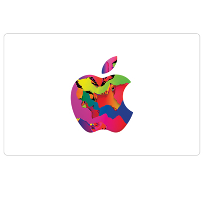 APPLE<sup>&reg;</sup> $5 Gift Card - Your source for products, apps, games, music, and more!